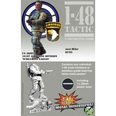 US Army 101st Airborne Division Character 1/48