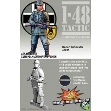 German 26th Volksgrenadier Division Character 1/48