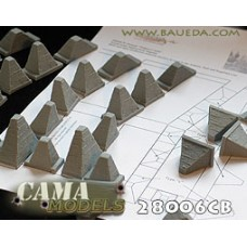 28mm Dragon Teeth 1/48