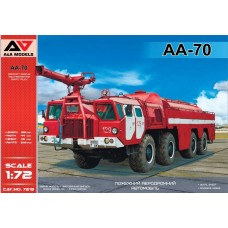 AA-70 Airport Firefighting truck 1/72