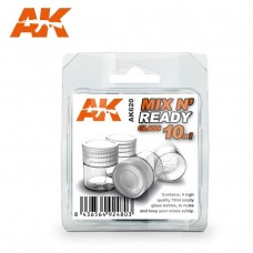 MIX N' READY GLASS 10ML