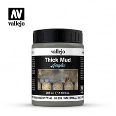 Vallejo Diorama Effects: Industrial Mud