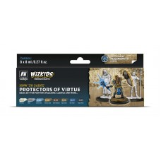 Vallejo Wizkids Protectors of Virtue (8 colors)