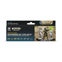 Vallejo Wizkids Defenders of the Wild (8 colors)