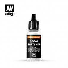 Vallejo Decal Softener 73.212 17 ml. - Alcohol Based