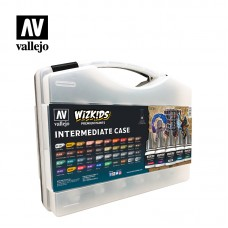 Vallejo Wizkids Intermediate Case (40 colors)