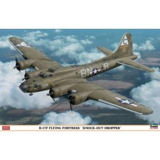 B-17F Flying Fortress 'Knock-Out Dropper' 1/72