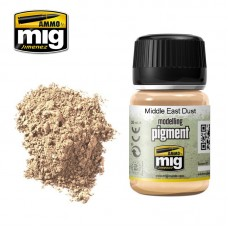 Middle East Dust Pigment