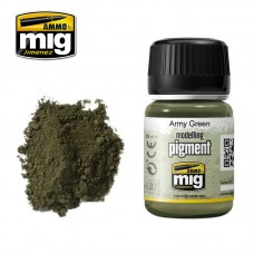 Army Green Pigment