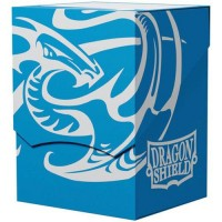 Dragon Shield: Deck Shell - Blue