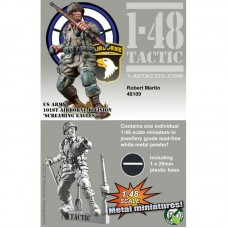 Robert Martin - Us Army 101st Airborne Division 1/48