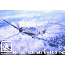 Bf-109T-2 1/72