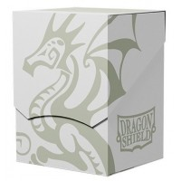 Dragon Shield: Deck Shell - White