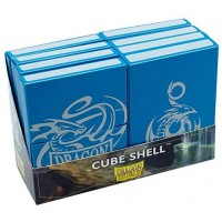 Dragon Shield: Cube Shell - Blue