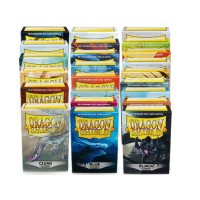 Dragon Shield sleeves - Standard Size (100) - Classic