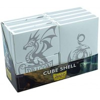 Dragon Shield: Cube Shell - White