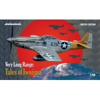 Very Long Range: Tales of Iwojima (P-51D) 1/48