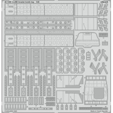 A-26B Invader bomb bay photo-etched 1/48