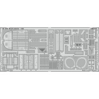 Mi-24 exterior photo-etched 1/48