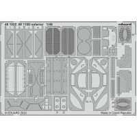 Bf 110D exterior photo-etched 1/48