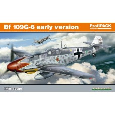 Bf 109G-6 early version 1/48