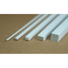 Polystyrene Strips 35cm long, 0,4mm thick