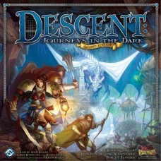 Descent: Journeys in the Dark 2nd ed. (EN)
