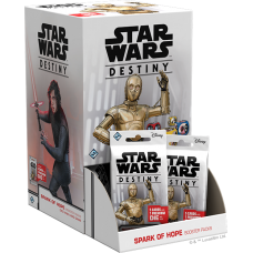Star Wars Destiny: Finding the Spark Booster Pack