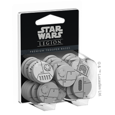Star Wars Legion: Premium Trooper Bases