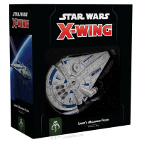 Star Wars X-Wing: Lando's Millenium Falcon Expansion Pack