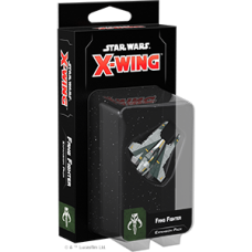 Star Wars X-Wing: Fang Fighter