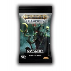 Warhammer Age of Sigmar: Champions Wave 3 - Savagery Booster