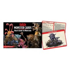 D&D Volo's Guide to Monsters Deck