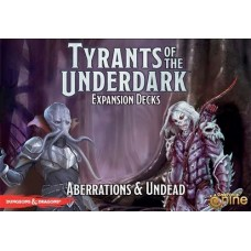 D&D Tyrants of the Underdark: Aberrations and Undead