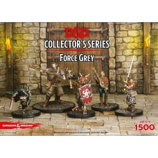 D&D Collector's Series: 5-Pack Force Grey