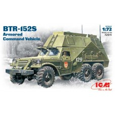 BTR-152S Armoured Command Vehicle 1/72