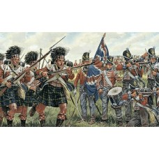 BRITISH and SCOTS INFANTRY 1/72