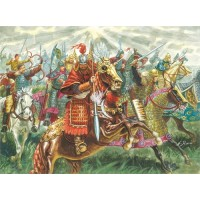 CHINESE CAVALRY (XIIIth CENTURY) 1/72