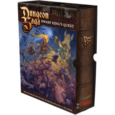 Dungeon Saga: The Dwarf King's Quest (core game)