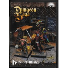 Dungeon Saga: Heroes of Mantica