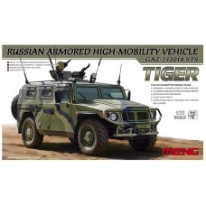 Russian Armored High-Mobility Vehicle 1/35