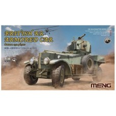 British RR Armored Car Pattern 1914/1920 1/35