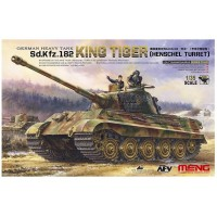 German Heavy Tank Sd.Kfz.182 King Tiger 1/35