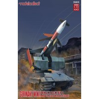 Germany Rheintochter 1 Mis. Launch. 1/72