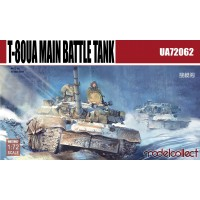 T-80UA Main Battle Tank 1/72