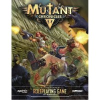 Mutant Chronicles: 3rd Edition Roleplaying Game