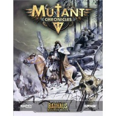 Mutant Chronicles: Bauhaus Sourcebook