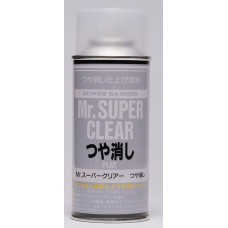 Mr. Super Clear Flat 170ml