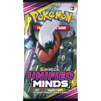 Pokémon: Unified Minds booster