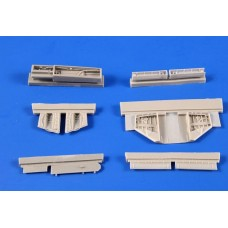 A-4B/Q  Skyhawk Undercarriage Set 1/72